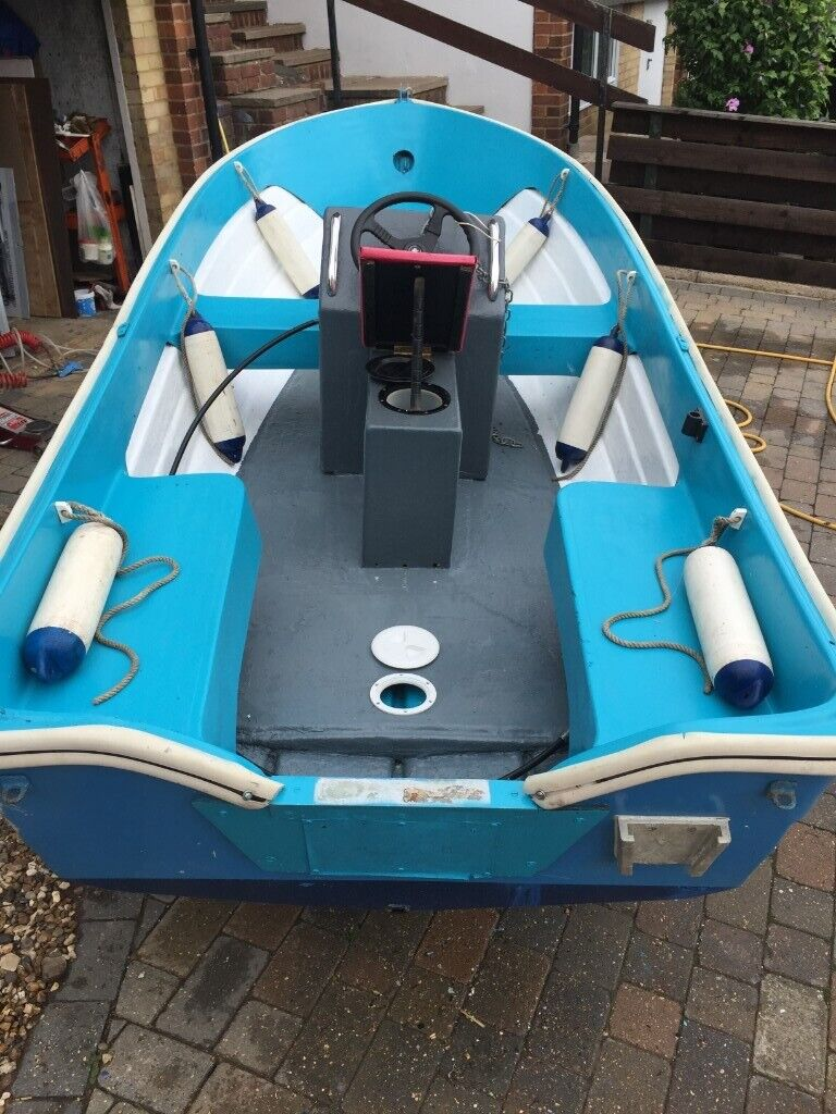 Fishing Boat River or Inshore | in Frimley, Surrey | Gumtree