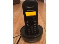 Panasonic KX TG1311E Wireless Phone & Base