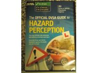 "Official dvsa ""guide to hazard perception"" and ""theory test for motorcycles"""