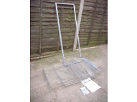 PulPull Out Larder System Unit Frame Runners 4 Basket Perfect Food Cupboard Storage