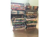 Various DVDs and box sets