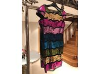 Lipsy party dress size 8