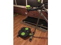 Twister electronic exercise machine, hardly used