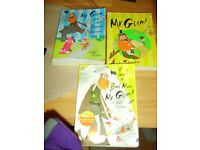 mr gum books £2 check spam box or message tab on Gumtree for reply