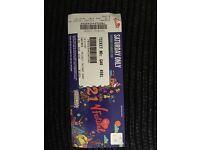 Saturday standard vfestival ticket