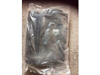 Safety wellingtons (new) size 12