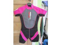 Wet Suit & body board