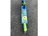 [SOLD] Monsters Inc Kids Scooter