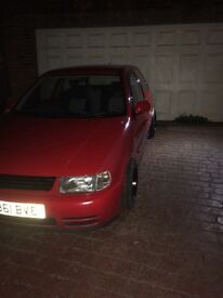Polo 6n 1999 1.0 low miles