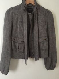 Cute new look jacket size 6