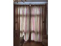 Laura Ashley Pencil Pleat Curtains