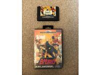 Sega Mega Drive Game Ex-Mutants