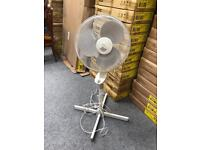 Large Freestanding Electric Fan