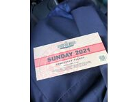 Goodwood Revival Sunday Ticket