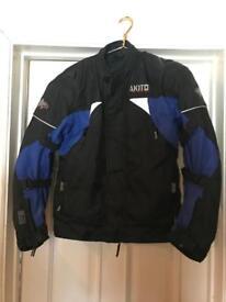 Large Akito biker jacket.