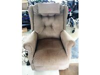 Sherborne Riser Recliner / Reclining / Rise Recline Armchair Arm Chair Mobility Standing Aid