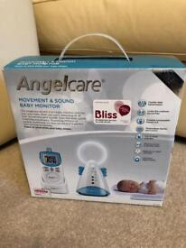 Angelcare AC401 Movement and Sound Monitor and Sensor