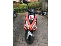 Matador scooter 2000km 2015 mint condition