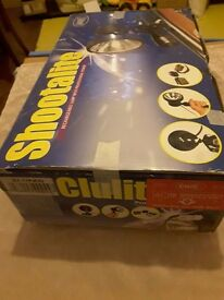 Clulite SL1 Lamp HandHeld/Scope Mount,search light,torch,lamping,foxing,rabbit hunting.