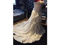 Wedding Dress size 10 to 14