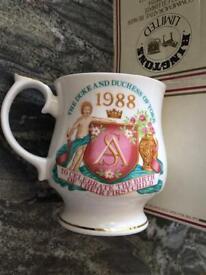 Royal Family Commemorative Mug