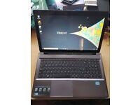 Lenovo IdeaPad Laptop, i3 Second Gen, 500GB HDD, 6GB Ram