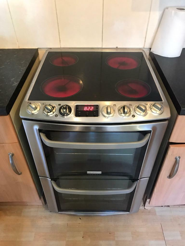 Electrolux insight ceramic hob, cooker 60cm wide | in Ipswich, Suffolk on