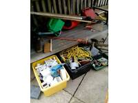 Tools and garden tools