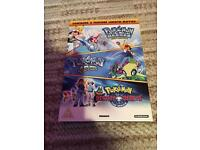 Pokemon movie bundle