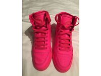 Authentic pink Gucci trainers for Women