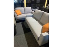 New lovely-3/2- fabric sofas