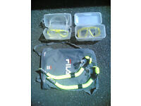 Snorkelling Equipment/Gear - 2 x Diving Masks, 2 x Snorkels - £5 each item