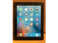 Apple iPad 2 16GB, Wi-Fi, 9.7inch - Black + WARRANTY