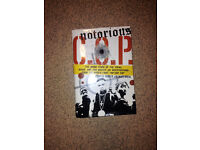 Notorious C.O.P by Derrick Parker and Matt Diehl - hardback - published 2006