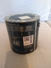 Little Greene Intelligent Eggshell paint (Water-based) - Colour NCS S 2005 G60Y - Unopened 2 x 2.5L