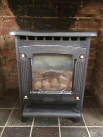 Cast iron gas fire stove faulty spares?