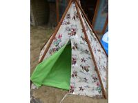 Cath Kidston Kids Tepee Tent - Cowboys