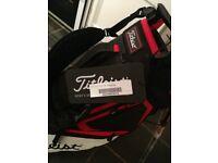 Brand new Titleist golf bag!