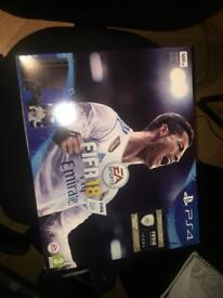 FIFA 18 500GB PS4 BUNDLE