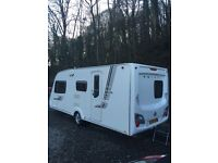 Swift challenger 530 . 2008 4 birth touring caravan