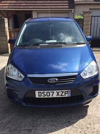 BLUE FORD C MAX 2007