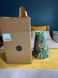 Brand new Love Frankie tiger jungle lampshade, collection only