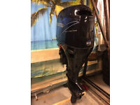 Tohatsu 115 HP TLDI outboard in great condition. Very Low Hours.For RIB/Boat. Yamaha, Honda, Mercury
