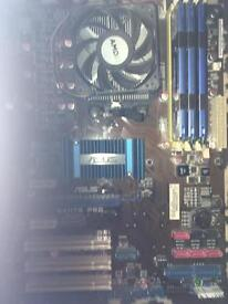 Ddr2 ddr3 asus nvidia motherboards graphics