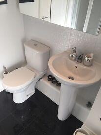 Idea Standard Toilet & Sink