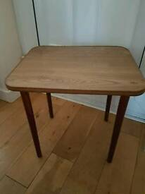 vintage/retro side table