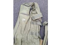 Nash carp fishing large bag