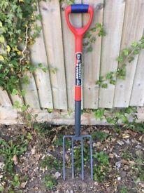 Spear & Jackson Carbon Steel Digging Fork