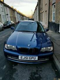 BMW 330ci E46 Semi Auto Sale or Swap