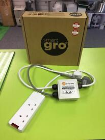 Hydroponics SMART GRO 2 /4 Way Relay - Lighting - Contactor